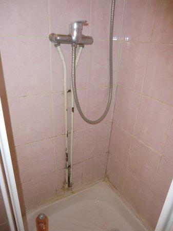 Sylvabelle Hotel: la douche de notre chambre