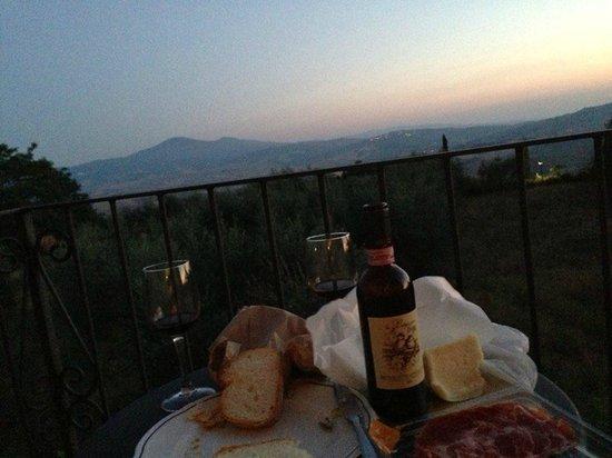 Hotel Corsignano - Pienza: Room View