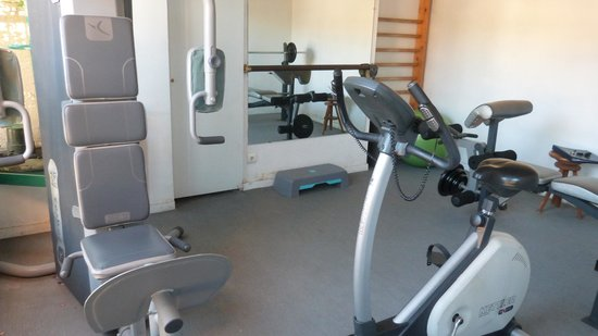 Hotel Princess & Richmond : la salle de fitness