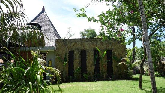 Rama Beach Resort and Villas: villa
