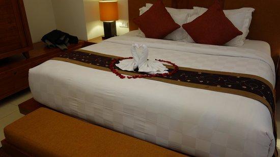 Rama Beach Resort and Villas: room