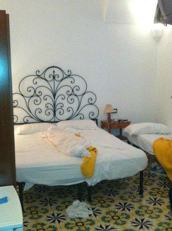 La Caravella Positano: suite da 200 euro a notte