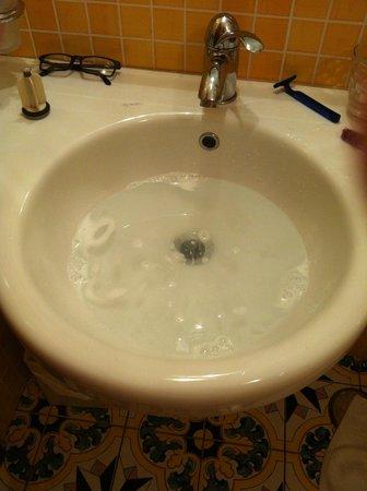 La Caravella Positano : il bagno