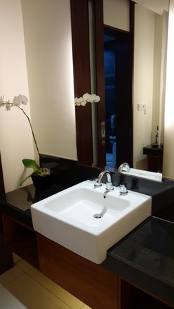 Rama Beach Resort and Villas: wash