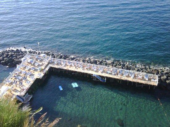 Grand Hotel Riviera: Panorama