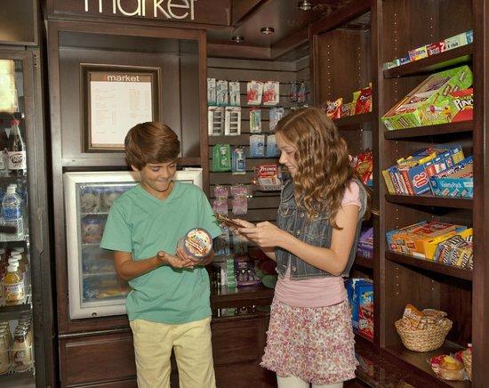 Welk Resort Branson : The Marketplace