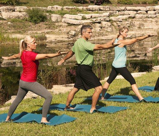 Welk Resort Branson : Yoga classes