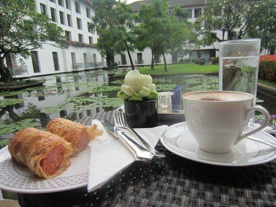The Sukhothai Bangkok: Cafeteria