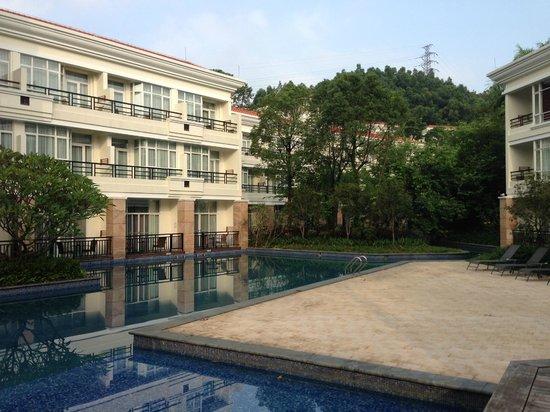 Goodview Hotel Tangxia: Una delle tante strutture
