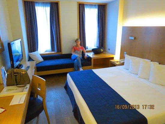 Domotel Les Lazaristes : номер в отеле