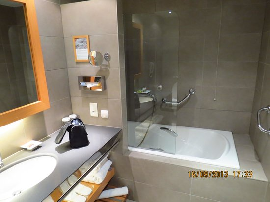 Domotel Les Lazaristes : ванная комната