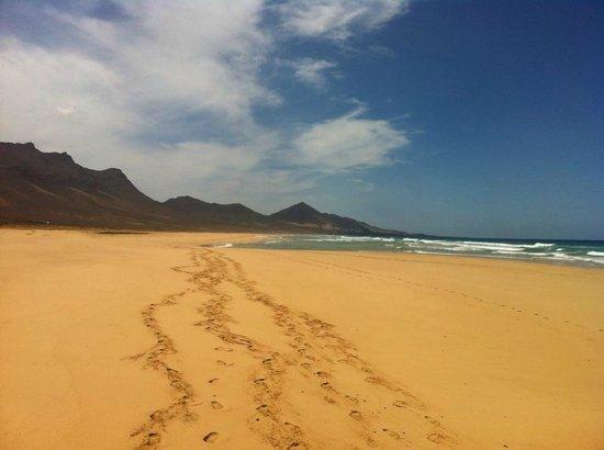 Playa de Cofete: Cofete de mis amores