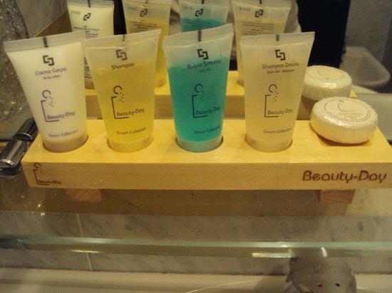 La Locandiera: Kit de banho