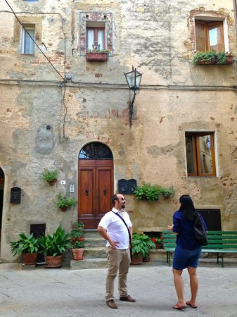Just in Tuscany  Day Tours: i think this is in Pienza