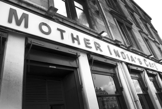Mother India's Cafe: The cafe