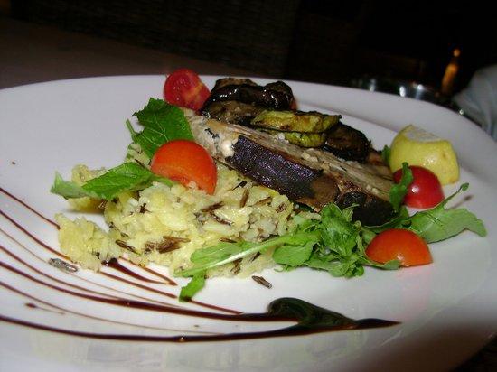 Karavaki Restaurant : Espadon