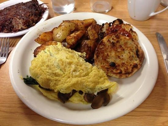 Sheri's Diner: Sheri's special