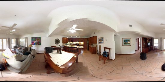 Xanadu Island Resort: Dining Kitchen Area