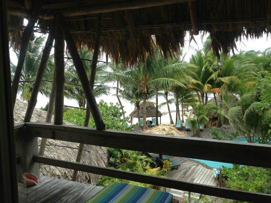 Xanadu Island Resort: View from deck