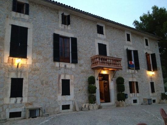 Hotel Rural & Spa Monnaber Nou: Hotel