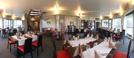 L'Entre Deux : Salle de restaurant