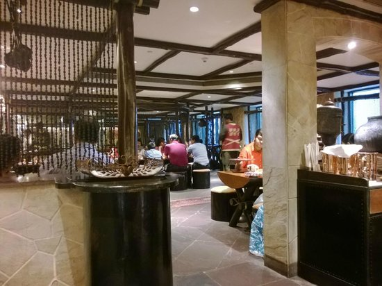Peshawri : Another view from the corner of the restaurant