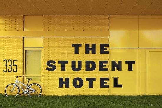 Risultati immagini per The Student Hotel