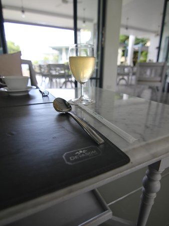 Devasom Hua Hin Resort : Dining Area
