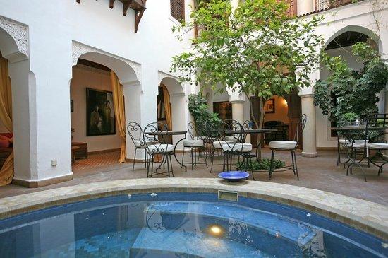 Riad Marelia : bassin