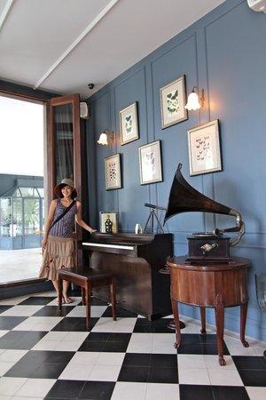 Devasom Hua Hin Resort : Lounge Area