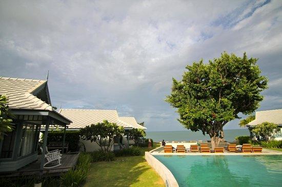 Devasom Hua Hin Resort : More Hotel Views