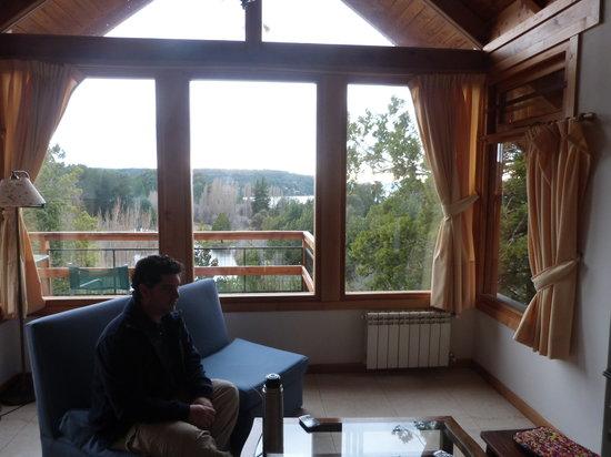 Cabañas Cumelen: Cabaña Laguna