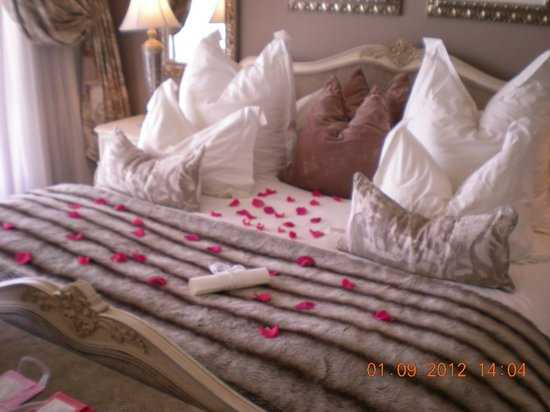 Mt Bijoux Preferred Accommodation: Honeymoon Suite