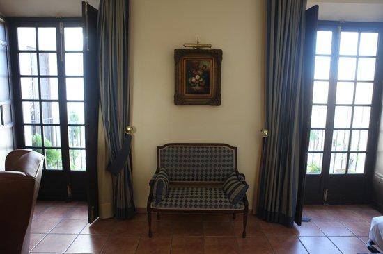 Hotel El Poeta de Ronda: Zimmer Nr. 9