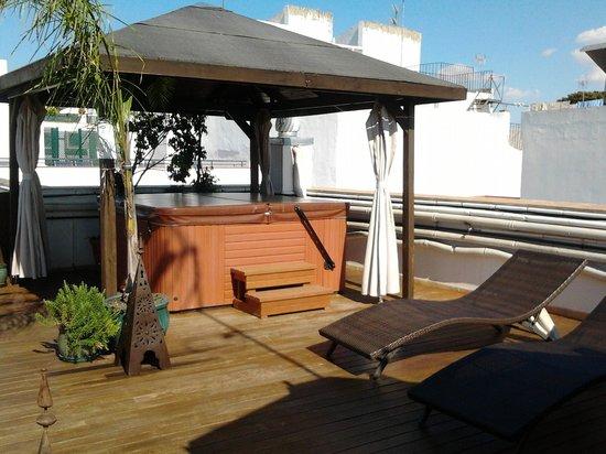 El Rey Moro Hotel Boutique Sevilla: Jacuzzi