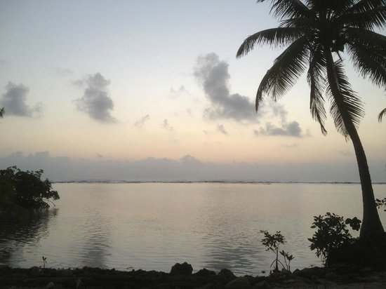 Pelican Beach - South Water Caye: Dawn