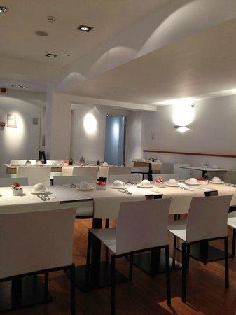 Aqua Hotel: Comedor de desayuno