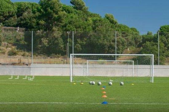 El Montanya: Campo de fútbol