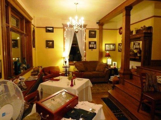 Cafe Cimino Country Inn Restaurant: Cafe Cimino Atmosphere