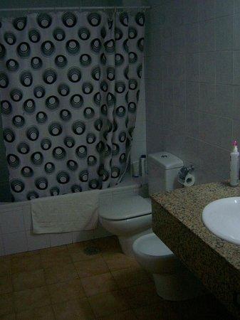 Hotel Andalucia : baño