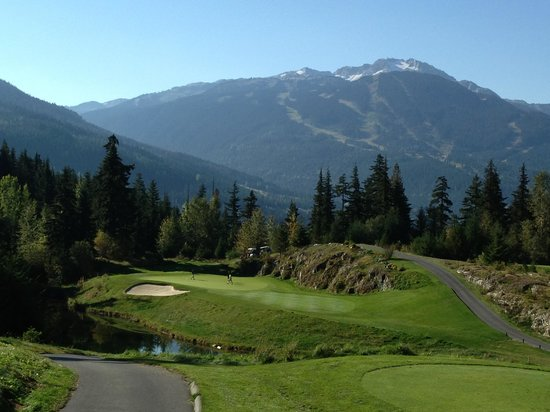 Nicklaus North Golf Course: Every hole was pic worthy