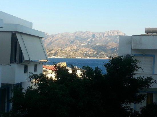 Amarylis Hotel: Vista dal balcone della camera