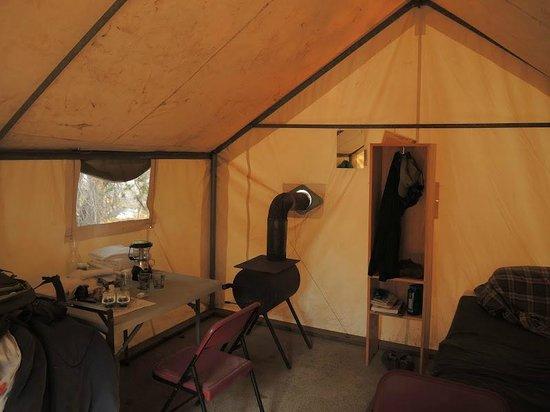 Tuolumne Meadows Lodge: Tuolumne Meadows Tent Cabin
