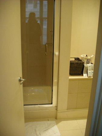 Lower Belgrave Street Apartments : Ducha