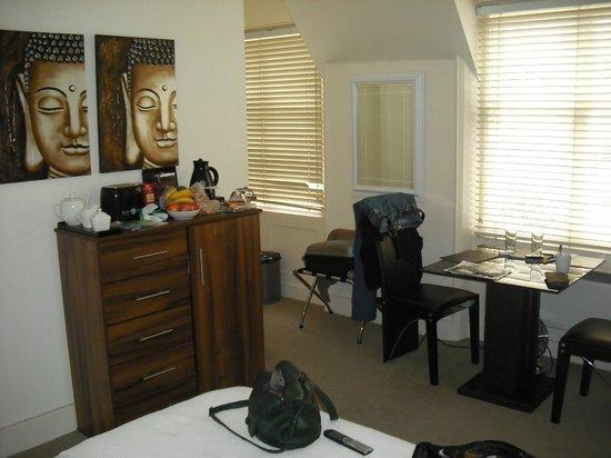 Lower Belgrave Street Apartments : Habitación