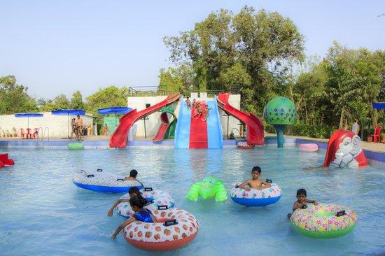 Kids water park picture of dadra resort silvassa - Hotels in silvassa with swimming pool ...