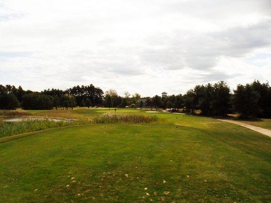 Evergreen Golf Course: MI-GH-Evergreen-5