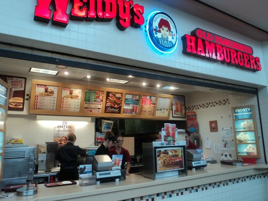 Wendy S Rogue Valley Mall Location