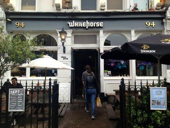 Photo of Bar White Horse at 94 Brixton Hill, London SW2 1QN, United Kingdom