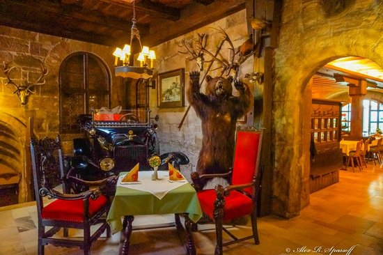 Hotel Burg Colmberg: Lobby